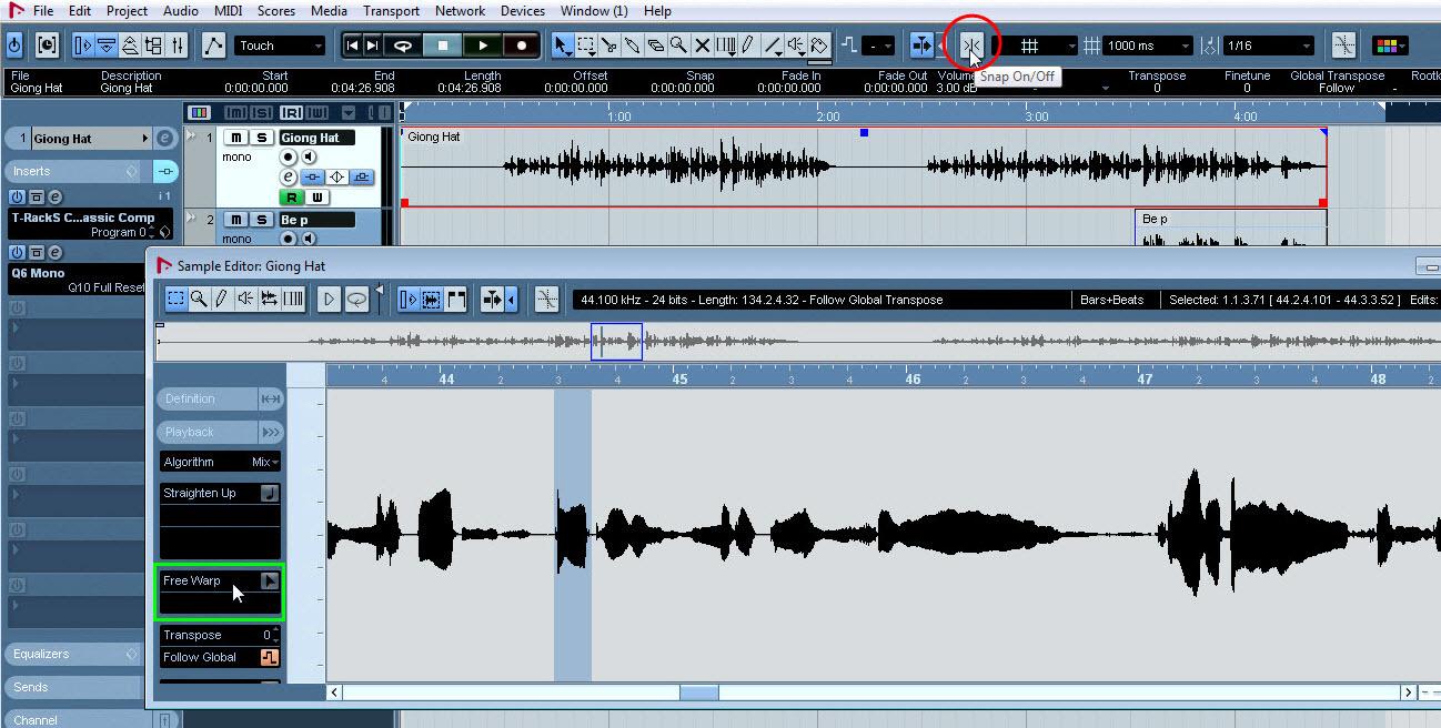Chon doan audio can chinh.jpg